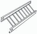 Ladder Type Cable Tray, Ladder Cable trays