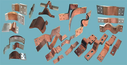 Copper Laminate Flexible Jumper and Shunts