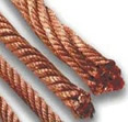 Flexible Stranded rope / Copper Strand ropes
