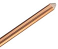 250 micron Copper Claded Ground rod