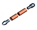 Copper Ground Rod or Copper Earth Rod